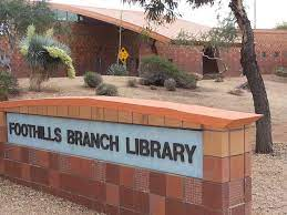 Foothills Branch Library - Glendale Jobs