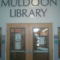 Muldoon Branch Library Jobs
