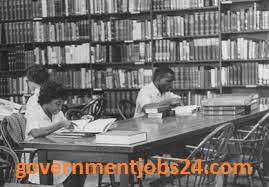 Slossfield Library Jobs