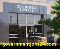Smithfield Library Jobs