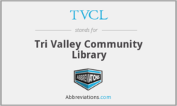 Tri-Valley Community Library Jobs