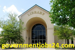 Columbia County Library Jobs
