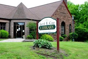 Levi E. Coe Library Jobs