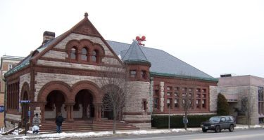 Public Library Of New London Jobs