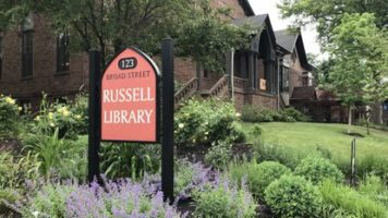 Russell Library Jobs