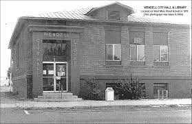Wendell Public Library Jobs