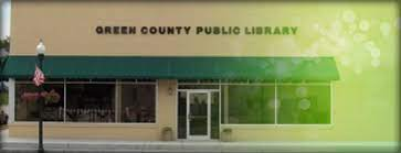 Green County Library Jobs