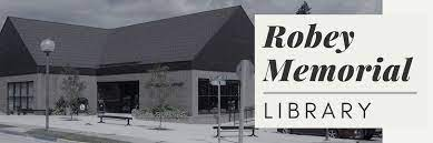 Robey Memorial Library iowa
